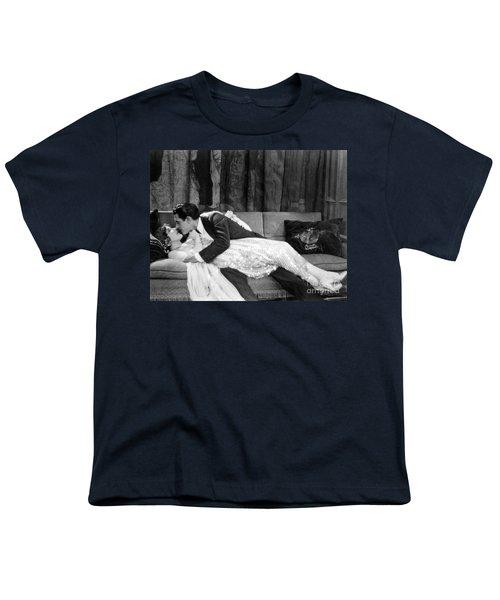 John Gilbert (1895-1936) Youth T-Shirt by Granger