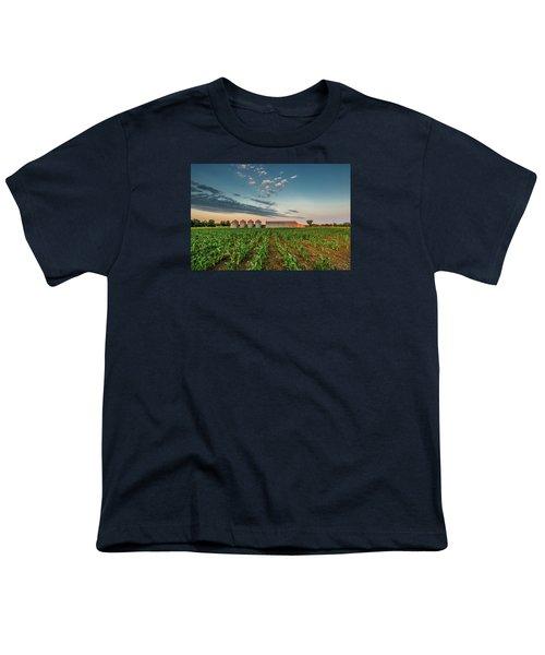 Knee High Sweet Corn Youth T-Shirt