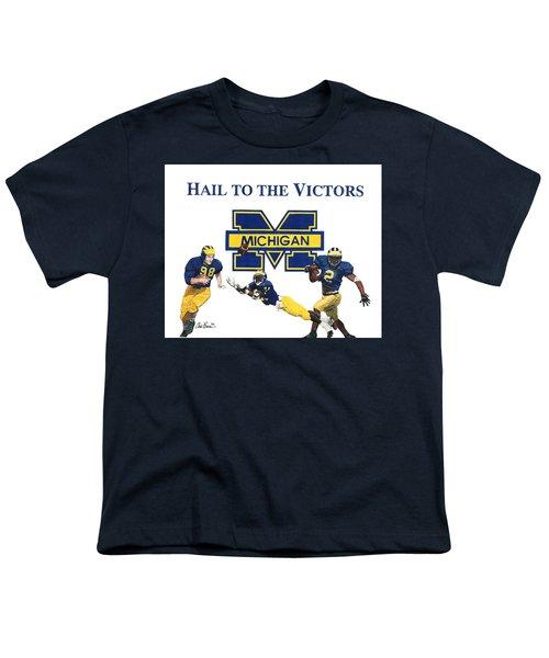 Michigan Heismans Youth T-Shirt