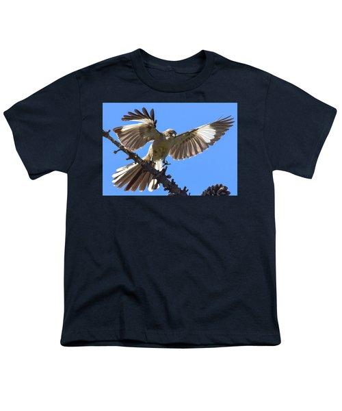 Mockingbird Sees Me I Youth T-Shirt