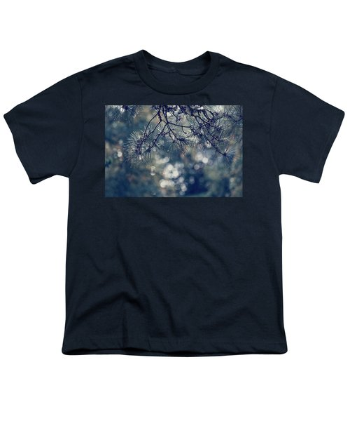Needles N Droplets Youth T-Shirt
