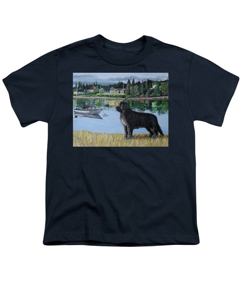 Newfoundland In Labrador Youth T-Shirt