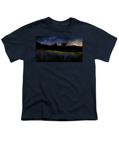 Youth T-Shirt featuring the photograph Night Flowers by Bill Wakeley