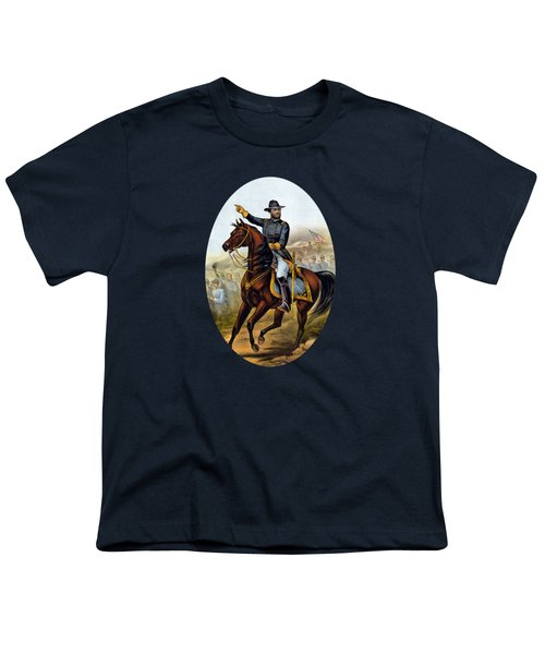 Our Old Commander - General Grant Youth T-Shirt