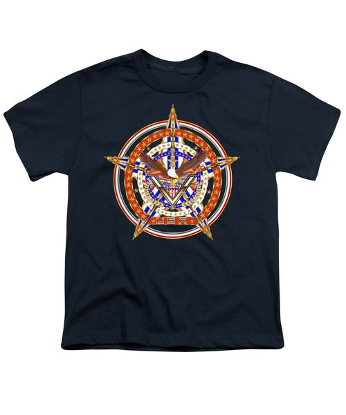 Patroitic-veteran Youth T-Shirt