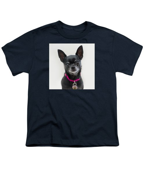 Perlita 2 Square Youth T-Shirt
