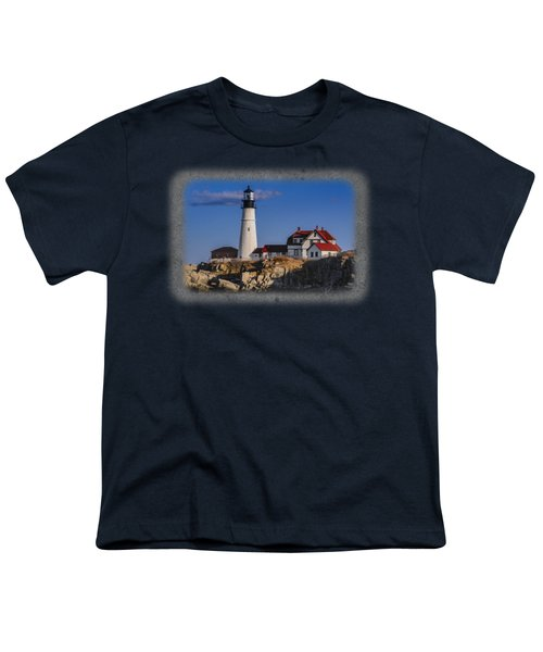 Portland Head Light No. 44 Youth T-Shirt