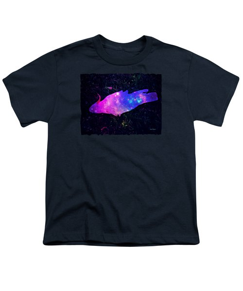 Pulling Weeds In Time And Space Youth T-Shirt