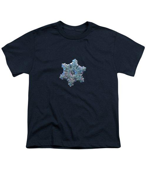 Real Snowflake - 05-feb-2018 - 3 Youth T-Shirt