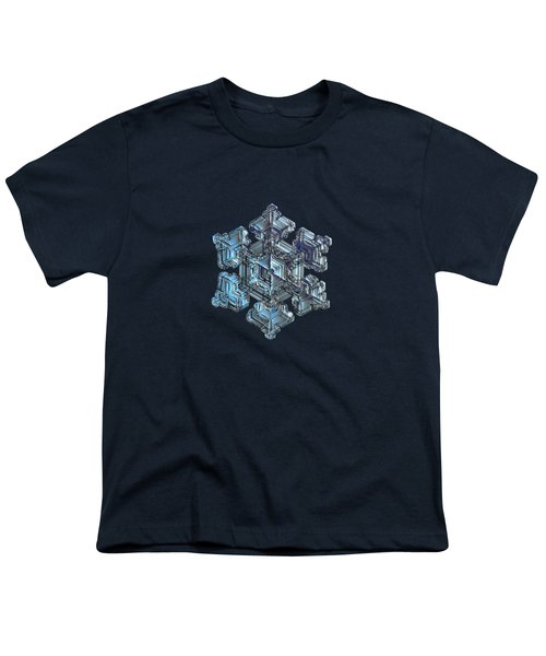 Real Snowflake - 05-feb-2018 - 5 Youth T-Shirt