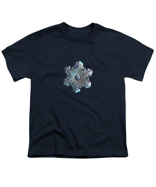 Real Snowflake - 05-feb-2018 - 6 Youth T-Shirt