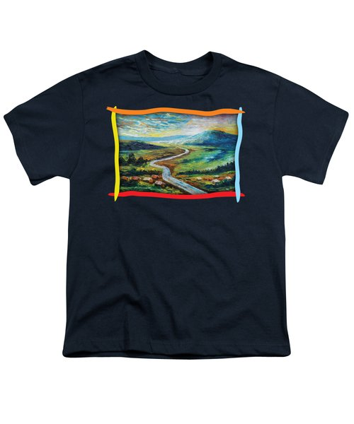 River In The Valley Youth T-Shirt