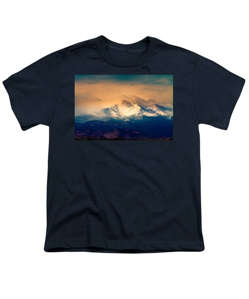 She'll Be Coming Around The Mountain Youth T-Shirt
