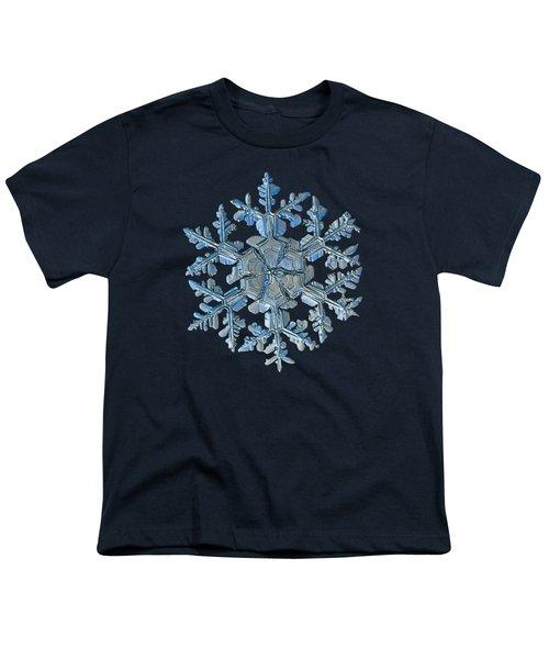 Snowflake Photo - Gardener's Dream Youth T-Shirt