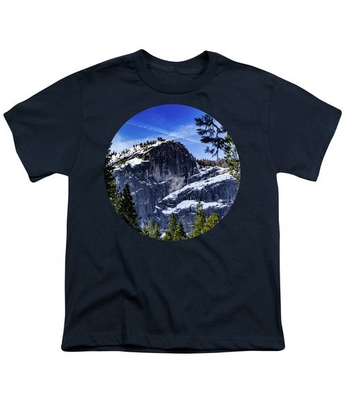 Snowy Sentinel Youth T-Shirt