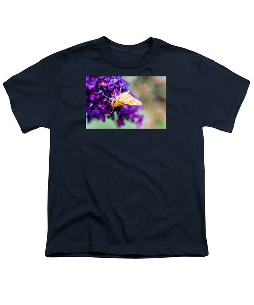 Spring Moth Youth T-Shirt