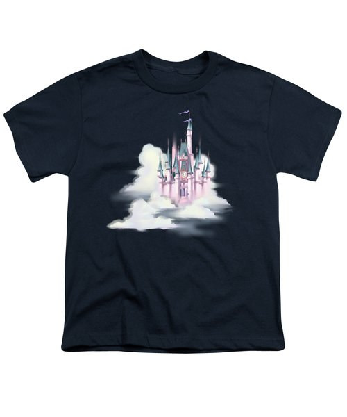 Star Castle In The Clouds Youth T-Shirt