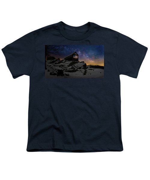 Youth T-Shirt featuring the photograph Star Spangled Banner by Bill Wakeley