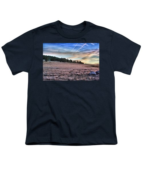 Sunrise Over Ft. Apache Youth T-Shirt