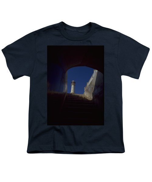 Taj Mahal Detail Youth T-Shirt