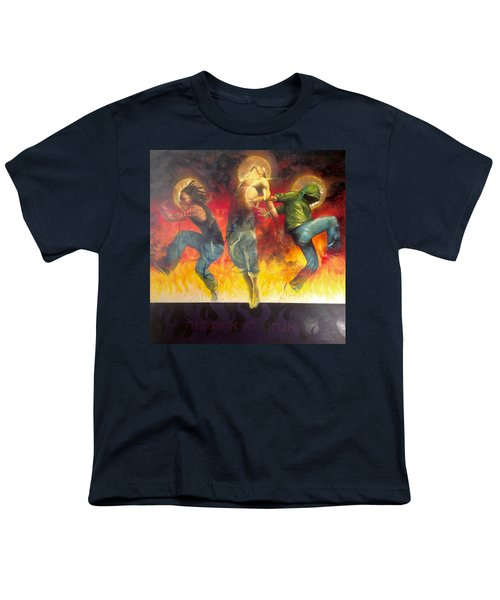 Through The Fire Youth T-Shirt