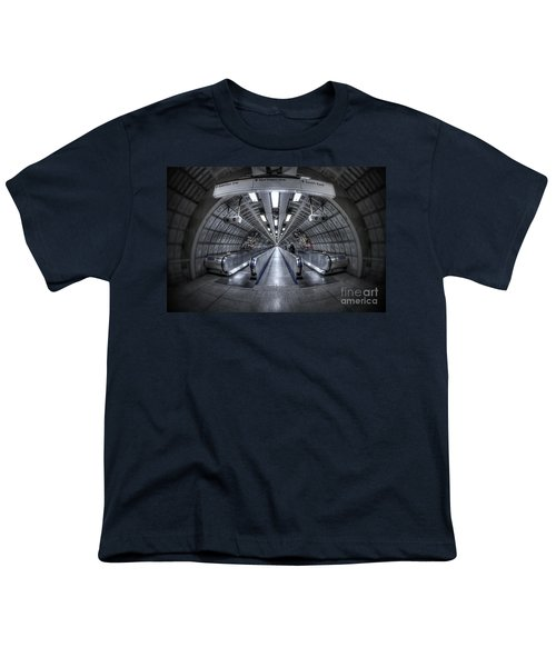 Through The Tunnel Youth T-Shirt