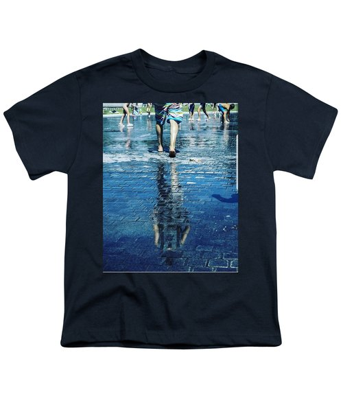 Walking On The Water Youth T-Shirt