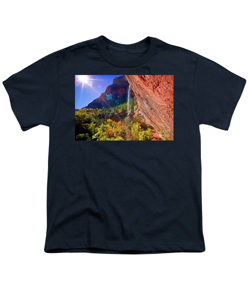 Waterfall Youth T-Shirt