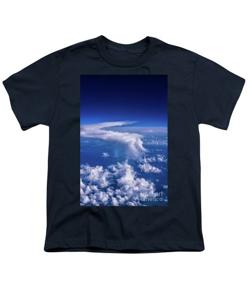 Writing In The Sky Youth T-Shirt
