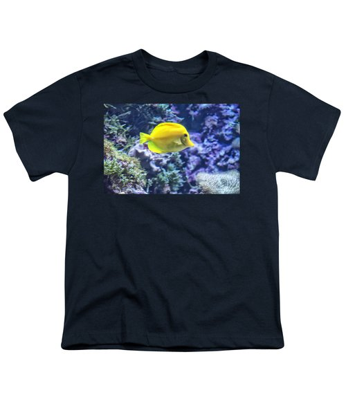 Yellow Tang Youth T-Shirt