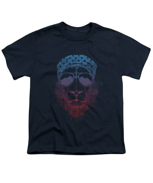 Wild Lion  Youth T-Shirt
