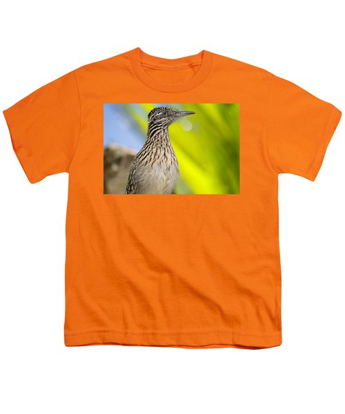 The Roadrunner  Youth T-Shirt by Saija  Lehtonen