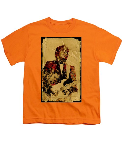 Eric Clapton 2 Youth T-Shirt
