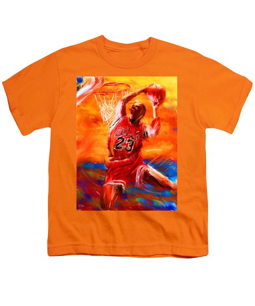 His Airness Youth T-Shirt