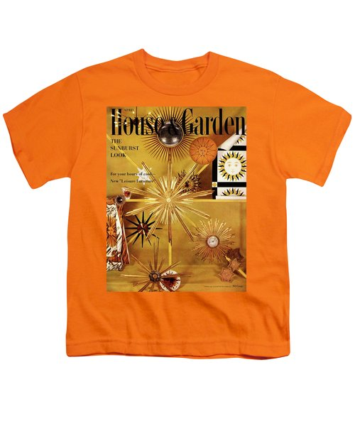 House And Garden Cover Youth T-Shirt
