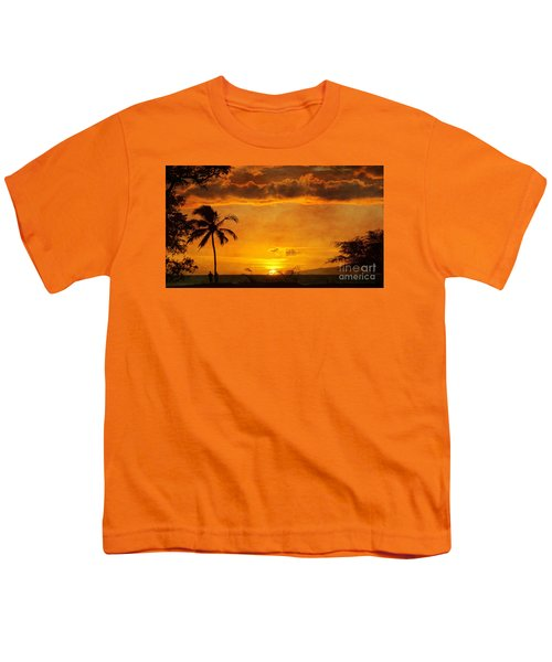 Maui Sunset Dream Youth T-Shirt