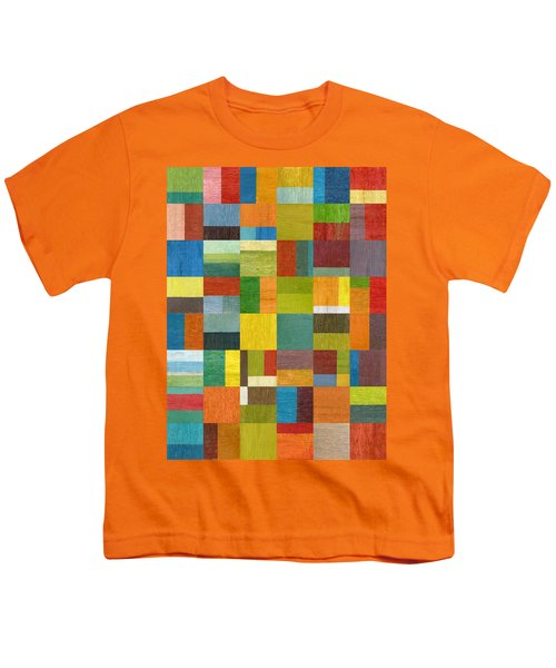 Multiple Exposures Lv Youth T-Shirt by Michelle Calkins
