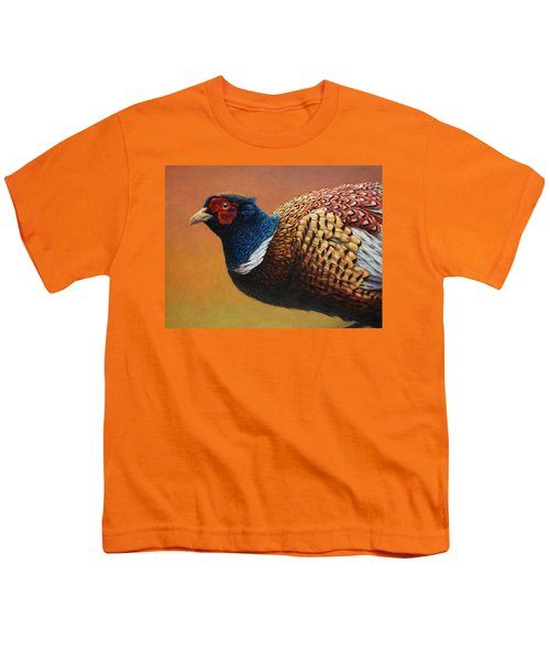 Portrait Of A Pheasant Youth T-Shirt