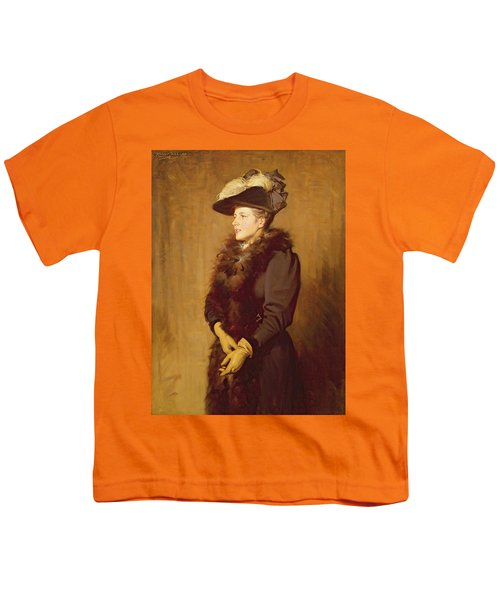 The Artists Wife, 1893 Youth T-Shirt