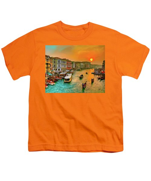 Imbarcando. Venezia Youth T-Shirt
