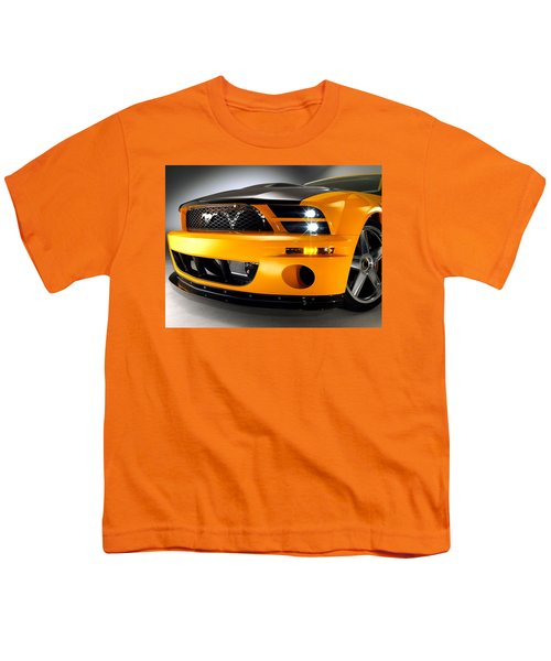 Ford Mustang Youth T-Shirt