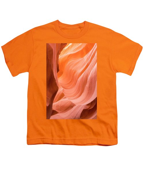 Antelope Canyon  Youth T-Shirt