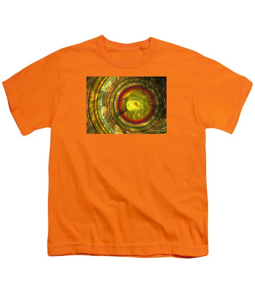 Apollo - Abstract Art Youth T-Shirt