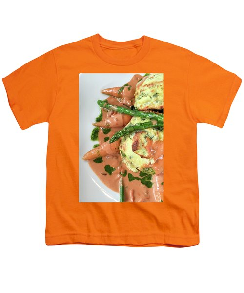 Asparagus Dish Youth T-Shirt
