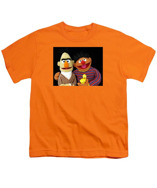 Bert And Ernie Youth T-Shirt