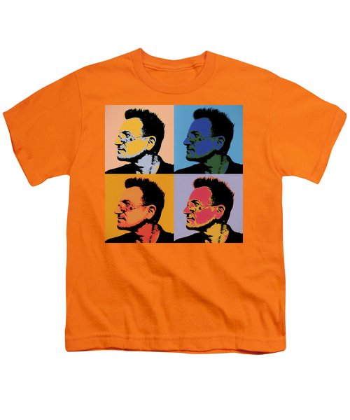 Bono Pop Panels Youth T-Shirt