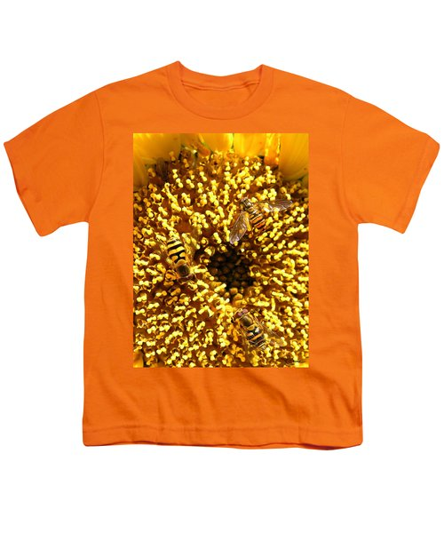 Colour Of Honey Youth T-Shirt