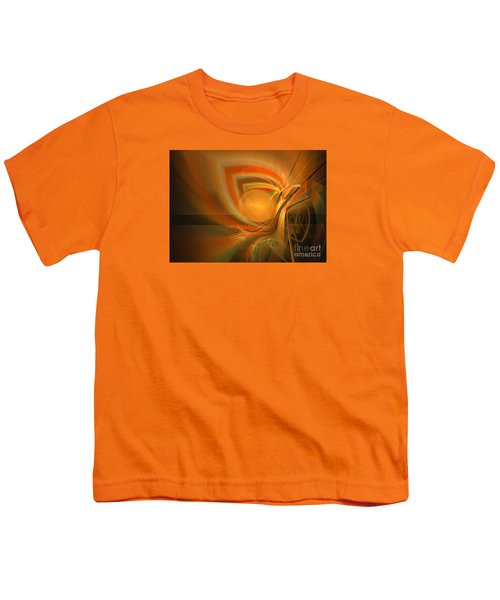 Equilibrium - Abstract Art Youth T-Shirt