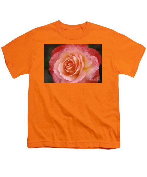 Youth T-Shirt featuring the photograph Florange by Stephen Mitchell