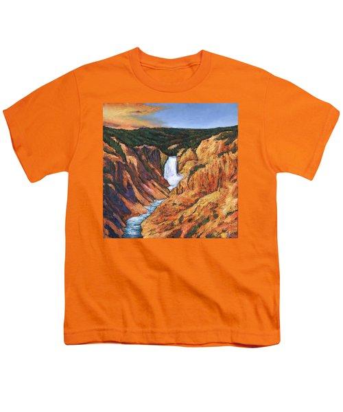 Free Falling Youth T-Shirt